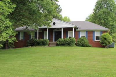 Franklin Single Family Home For Sale: 2344 Henpeck Ln