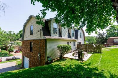Nashville Condo/Townhouse Under Contract - Not Showing: 3107 Priest Wood Dr