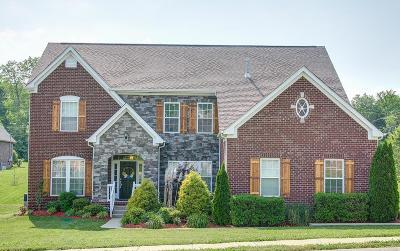 Single Family Home For Sale: 8047 Vineyard Ln
