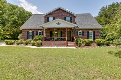 Murfreesboro Single Family Home For Sale: 5327 Blackman Rd