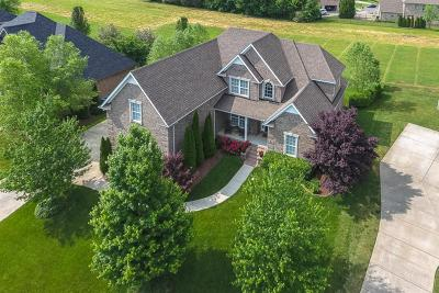 Rutherford County Single Family Home Under Contract - Not Showing: 1336 Saint Ives Ct