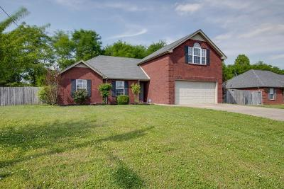 Smyrna Single Family Home Under Contract - Showing: 4012 Snowbird Dr