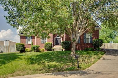 Williamson County Single Family Home For Sale: 1610 Pacer Ct