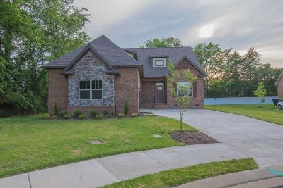 Murfreesboro Single Family Home For Sale: 2205 Lionheart Dr