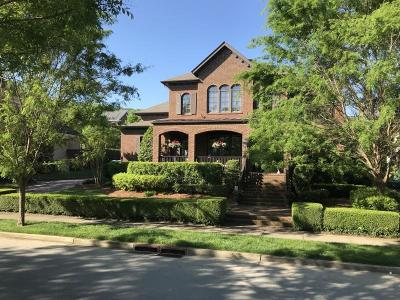 Brentwood, Fairview, Franklin, Nashville, Spring Hill, Thompson's Station, Thompsons Station Single Family Home For Sale: 1731 Championship Blvd