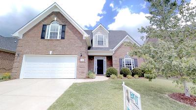Spring Hill Single Family Home Active - Showing: 2030 Fiona Way