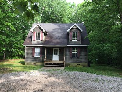 Sewanee Single Family Home Active - Showing: 136 Gudger Rd
