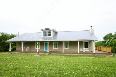 Readyville Single Family Home For Sale: 1369 Tassey Rd