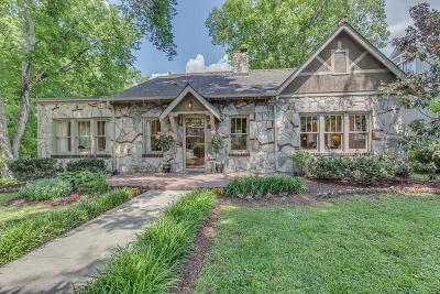 Nashville Single Family Home Under Contract - Showing: 334 Harvard Ave