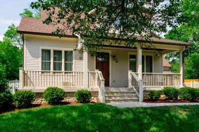 Franklin Single Family Home For Sale: 106 Lucinda Ct