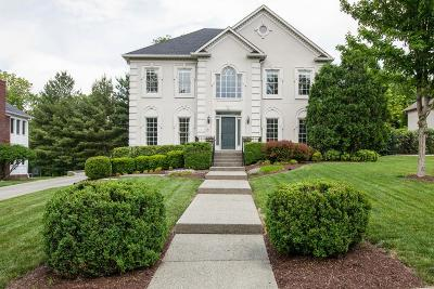 Brentwood Single Family Home For Sale: 1724 Stillwater Circle