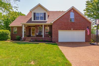 Williamson County Single Family Home For Sale: 2706 Adobe Hills Pl