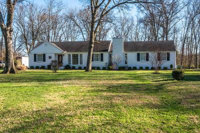 Nashville Single Family Home For Sale: 6229 Bresslyn Rd