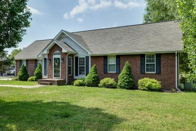 Murfreesboro Single Family Home For Sale: 104 Smotherman Ct