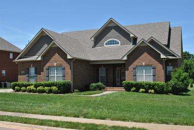 Clarksville Single Family Home For Sale: 999 Terraceside Cir