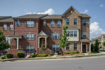 Brentwood Condo/Townhouse For Sale: 5135 Ander Dr