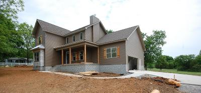 Lebanon Single Family Home Under Contract - Showing: 1399 Hamilton Chambers Rd