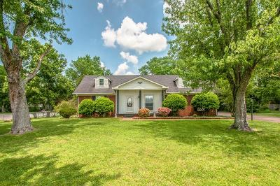 Rutherford County Single Family Home Under Contract - Not Showing: 2027 Obrien Dr