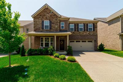 Mount Juliet Single Family Home Under Contract - Showing: 4812 Genoa Dr