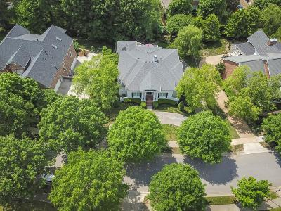 Franklin Single Family Home For Sale: 613 German Ln