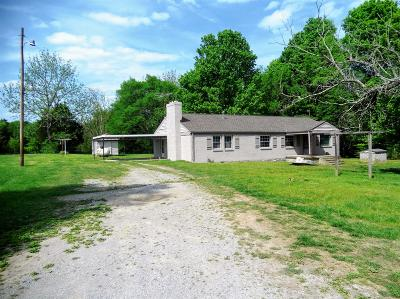 Mount Juliet Single Family Home Active - Showing: 7152 Couchville Pike