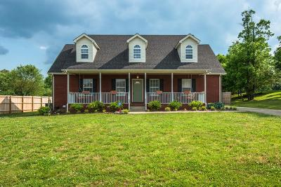 Fairview Single Family Home For Sale: 7206 Mary Susan Ln
