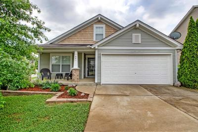 Smyrna Single Family Home Under Contract - Showing: 901 Grand Oak Dr