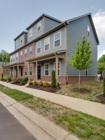 Hendersonville Condo/Townhouse For Sale: 95 Plumlee Dr Unit 31