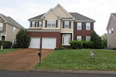 Spring Hill Single Family Home Under Contract - Showing: 3035 Romain Trl