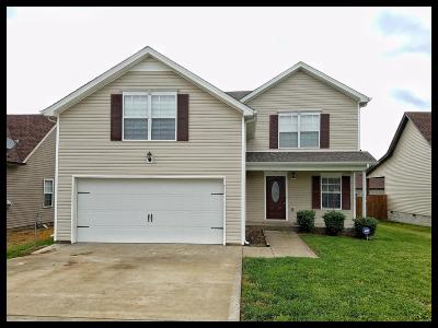 Clarksville Single Family Home For Sale: 3777 Suiter Rd