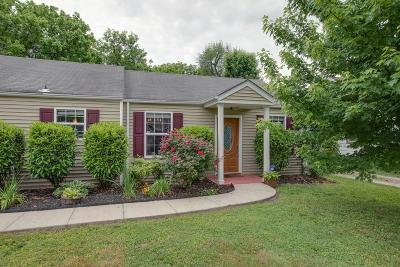 East Nashville Single Family Home For Sale: 908 Cahal Ave