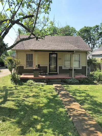 Madison Single Family Home For Sale: 320 Cherry St