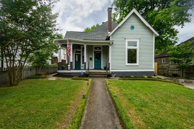 Nashville Single Family Home Active - Showing: 1302 Calvin Ave