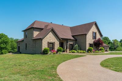 Robertson County Single Family Home Under Contract - Showing