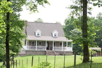 Columbia Single Family Home For Sale: 4402 Chestnut Ridge Rd