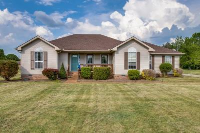 Lebanon TN Single Family Home Under Contract - Showing: $239,900