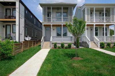 Davidson County Single Family Home For Sale: 6110 B California Ave