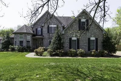 Mount Juliet Single Family Home For Sale: 2013 Breckenridge Dr