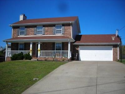 Clarksville Single Family Home Active - Showing: 1112 Lamont Ct
