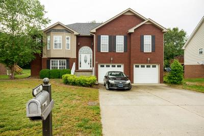 Clarksville Single Family Home For Sale: 684 Superior Ln
