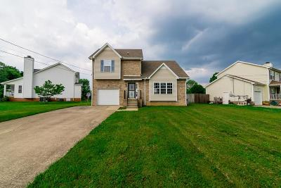 Clarksville Single Family Home Active - Showing: 1037 Summerhaven Rd