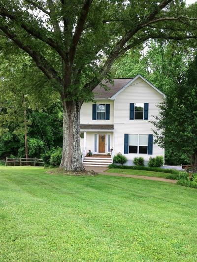 Kingston Springs Single Family Home Under Contract - Showing: 1003 Pointe Trace Dr