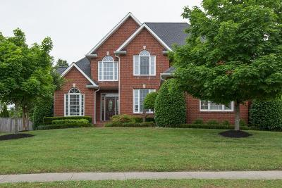 Thompsons Station TN Single Family Home Under Contract - Showing: $369,900