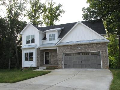 Clarksville Single Family Home Under Contract - Showing: 1300 Vantage Ct