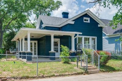 Nashville Single Family Home For Sale: 618 Stockell St