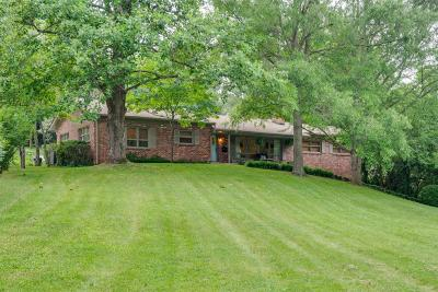 Columbia Single Family Home For Sale: 802 Academy Ln