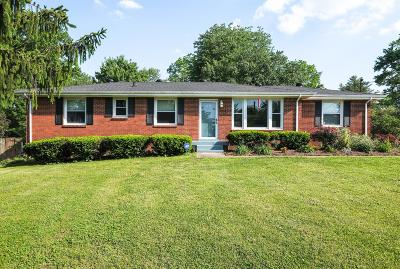 Nashville Single Family Home For Sale: 4908 Millerwood Dr