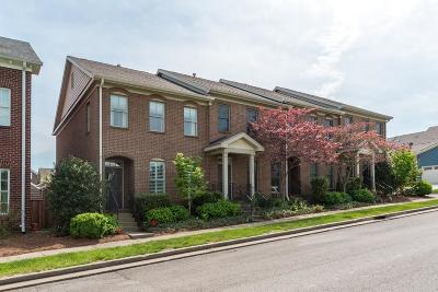 Nolensville Condo/Townhouse Under Contract - Showing: 1433 Winding Creek Dr