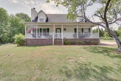 Spring Hill  Single Family Home Under Contract - Showing: 3304 Taylorwood Lane