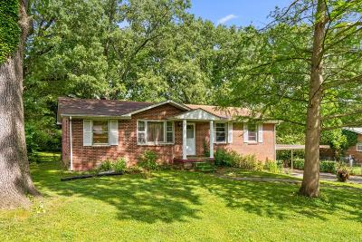 Clarksville Single Family Home For Sale: 112 Peggy Drive